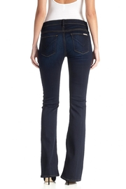 Hudson Jeans Dark-Wash Petite Bootcut - Front cropped