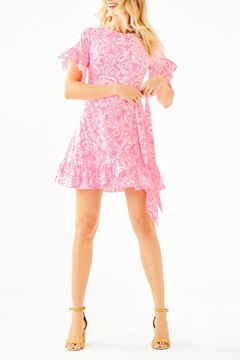Lilly Pulitzer Darlah Stretch Dress - Alternate List Image