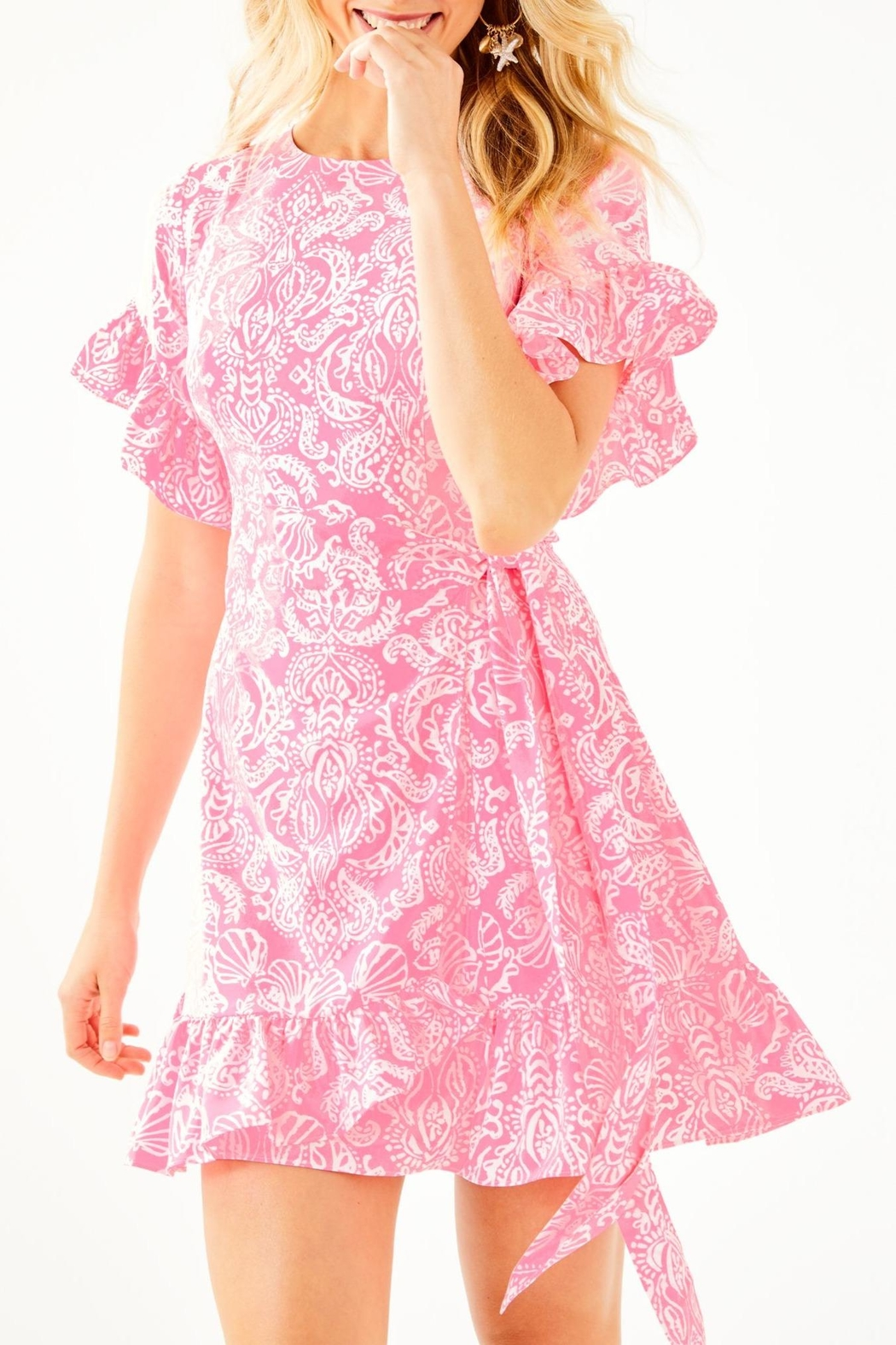 Lilly Pulitzer Darlah Stretch Dress - Main Image