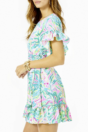 Lilly Pulitzer  Darlah Stretch Dress - Front full body