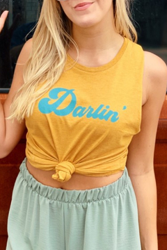Nellie Mae Darlin' tank - Product List Image