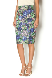 Darling Alice Floral Skirt - Product Mini Image
