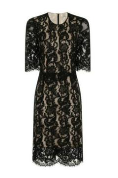 Darling Black Lace Dress - Product List Image