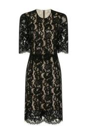 Darling Black Lace Dress - Product Mini Image