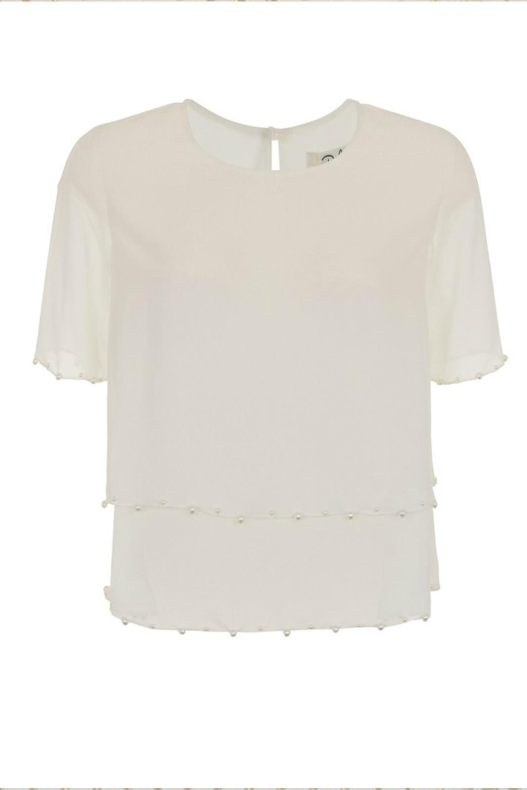 Darling Dion Top - Front Cropped Image