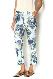 Darling Gabrielle Floral Pants - Product Mini Image