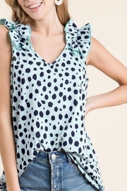Bibi Darling in Dots top - Product Mini Image