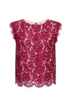 Darling Lace Top - Alternate List Image