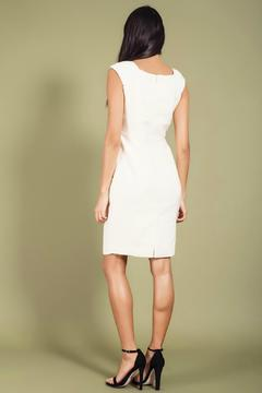 Darling Leonie Fitted Dress - Alternate List Image