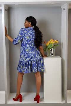 MODChic Couture Darling Print Dress - Alternate List Image
