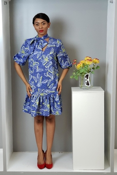 MODChic Couture Darling Print Dress - Product List Image