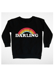 TINY WHALES Darling Pullover - Product Mini Image
