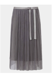 Darling Roxy Grey Skirt - Front cropped