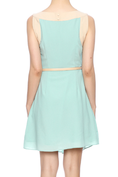 Darling Sleeveless Pleated Dress - Alternate List Image