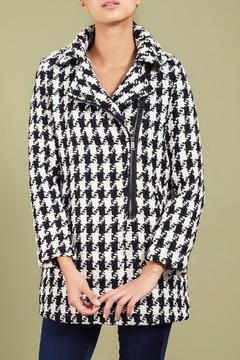 Darling London Classic Houndstooth Jacket - Product List Image