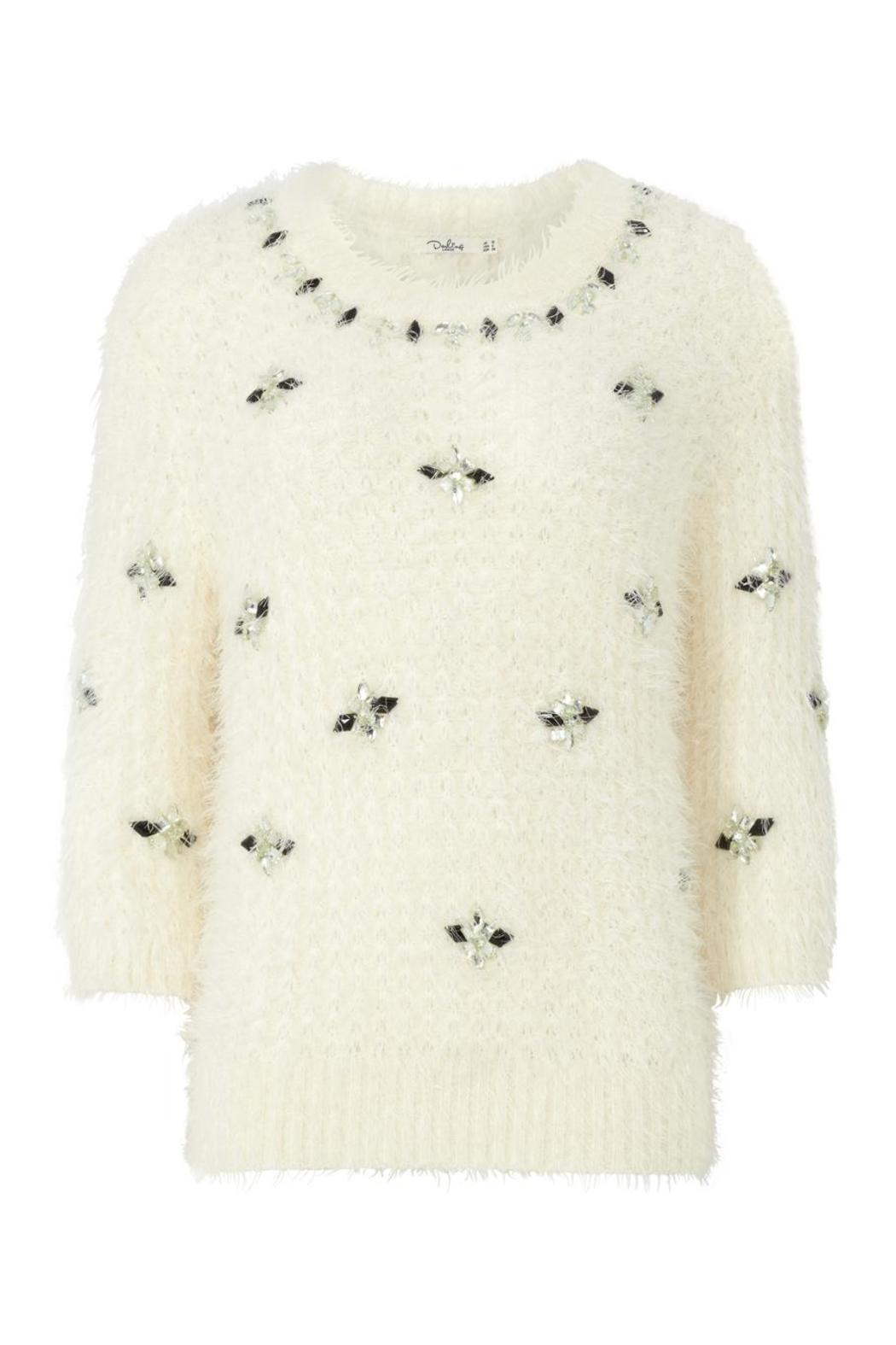 Darling London Phebe Sweater - Front Cropped Image