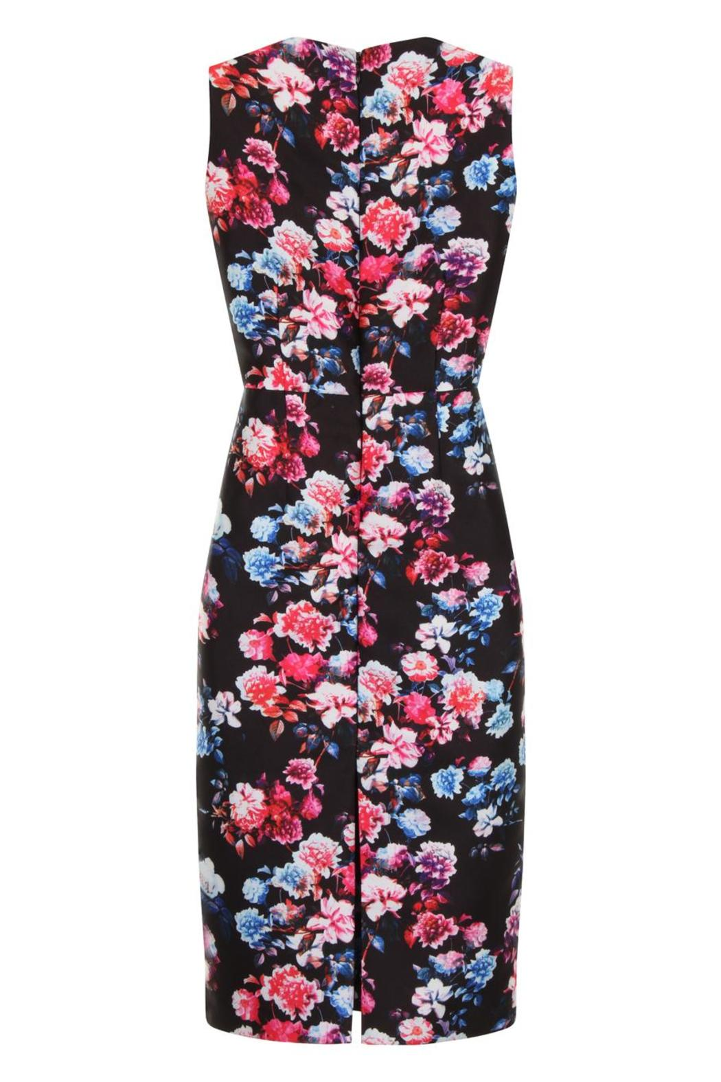 Darling London Rosalie Fitted Dress - Front Full Image
