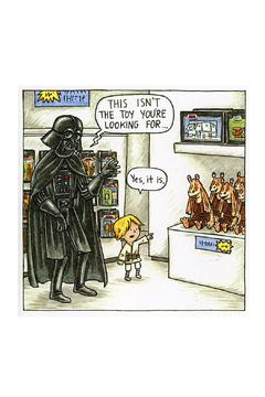 Shoptiques Product: Darthvader And Son