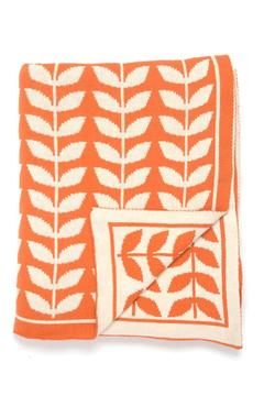 Shoptiques Product: Leaf Throw