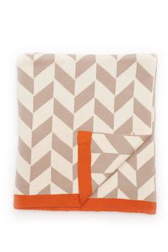 Shoptiques Product: Polygon Throw