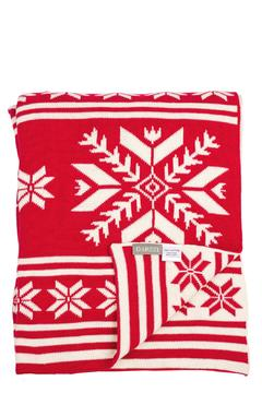 Darzzi Snowflakes Throw - Product List Image