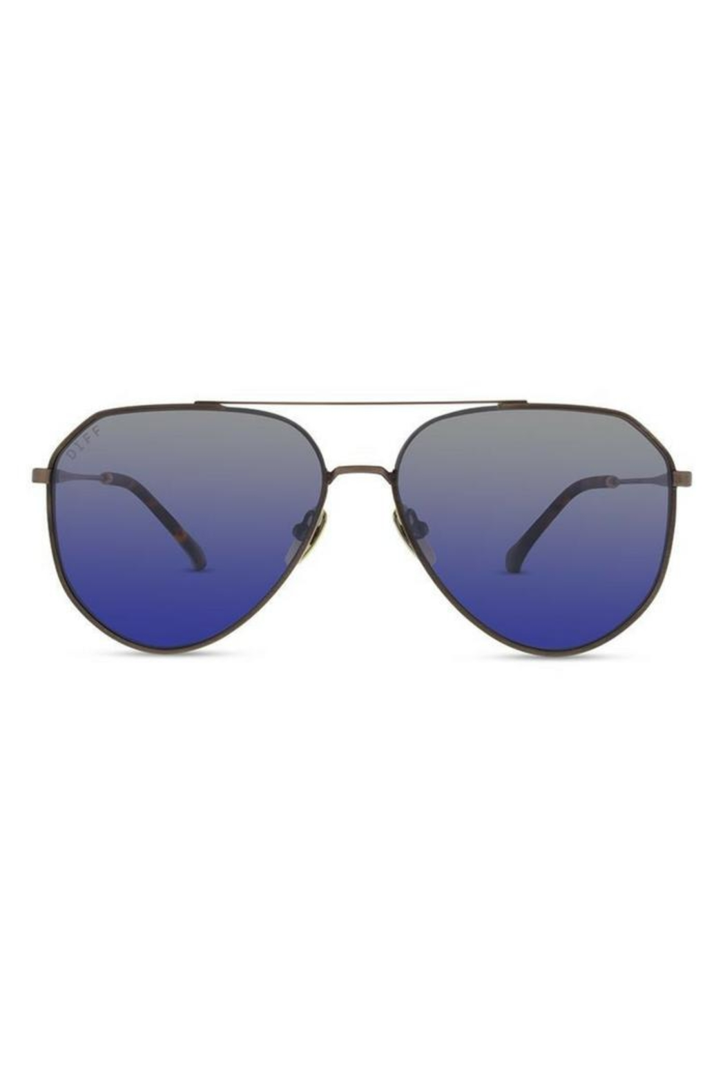 bff0fd428a Diff Eyewear Dash Aviator Sunglasses from Wallingford by The ...