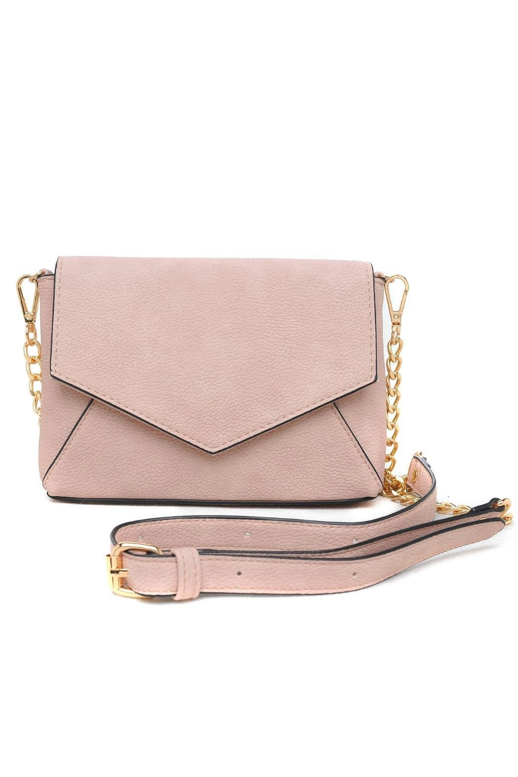 Urban Expressions, Inc Dash Mini Crossbody - Front Full Image