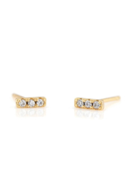 Kris Nations Dash Pave Studs - Front cropped
