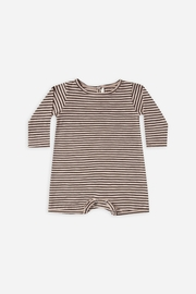 Rylee & Cru Dash Stripe Romper - Product Mini Image