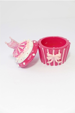 Shoptiques Product: Cupcake Trinket Box