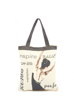 Dasha Graceful Dancer Tote - Product List Image