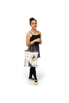 Dasha Graceful Dancer Tote - Alternate List Image