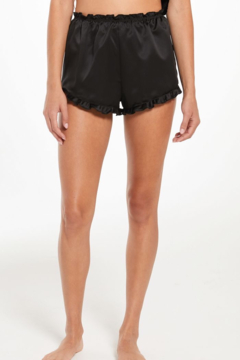 z supply Date Night Satin Short - Product List Image