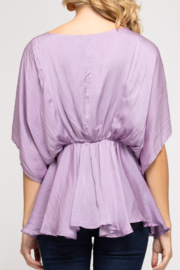 She & Sky  Date Night top - Front full body