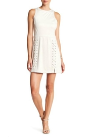 Cupcakes & Cashmere Daton Lace-Up Detailed - Front cropped
