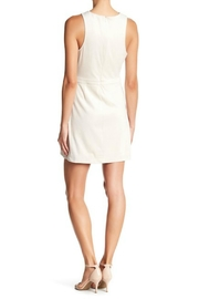 Cupcakes & Cashmere Daton Lace-Up Detailed - Front full body
