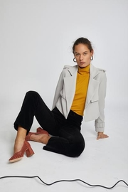 DAUNTLESS MAGDA CROP JACKET - Front cropped