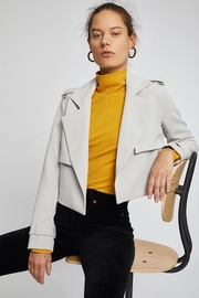 DAUNTLESS MAGDA CROP JACKET - Back cropped