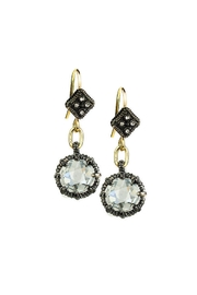 Beaucoup Designs Dauphin Drop Earrings - Product Mini Image