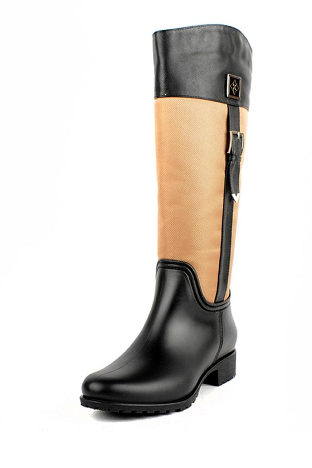 Dav Coventry Rainboot - Front Full Image