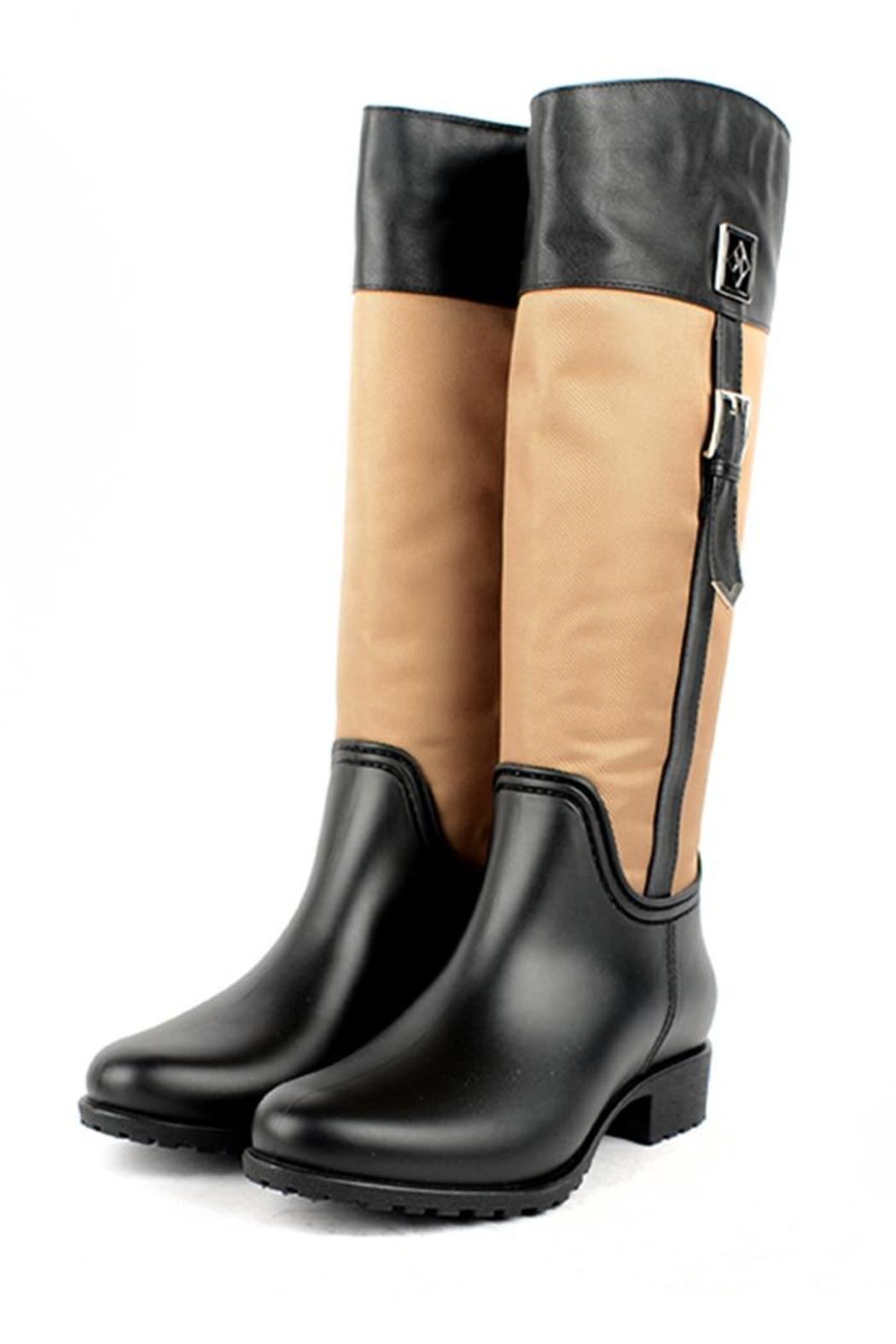 Dav Coventry Rainboot - Side Cropped Image