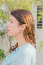 Dave + Esty 22 Ohms Earrings - Front full body
