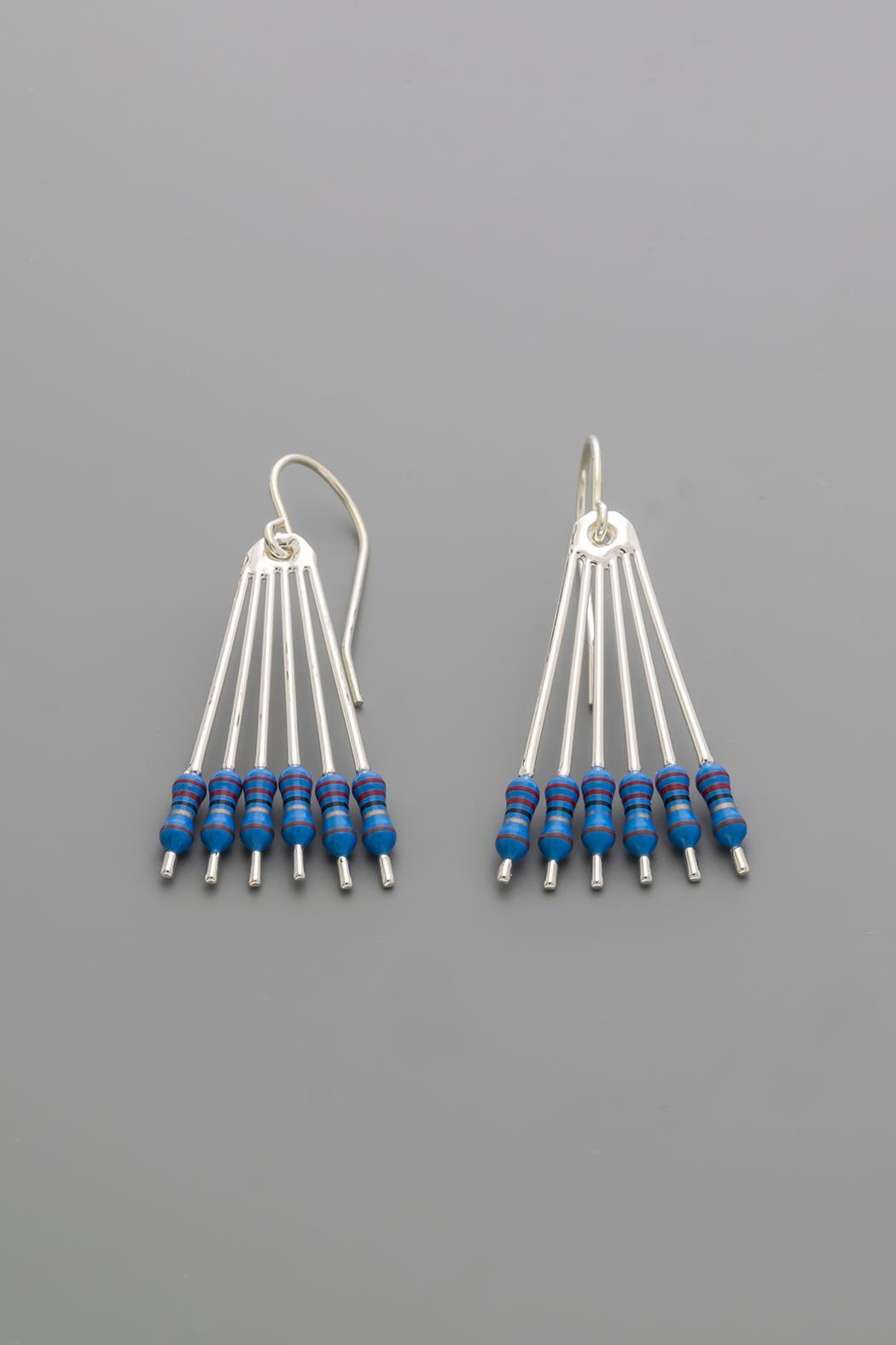 Dave + Esty 22 Ohms Earrings - Side Cropped Image