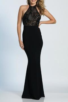 Shoptiques Product: Halter Prom Gown