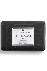 Beekman Davesforth Goat Milk Bar Soap - Front cropped