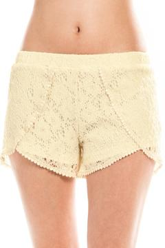 Shoptiques Product: Crochet Shorts