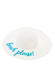 David & Young Beach Please Hat - Product Mini Image