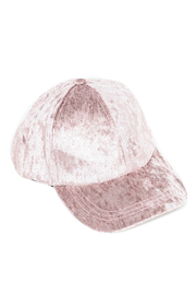 david and young Crushed Velvet Cap - Product Mini Image