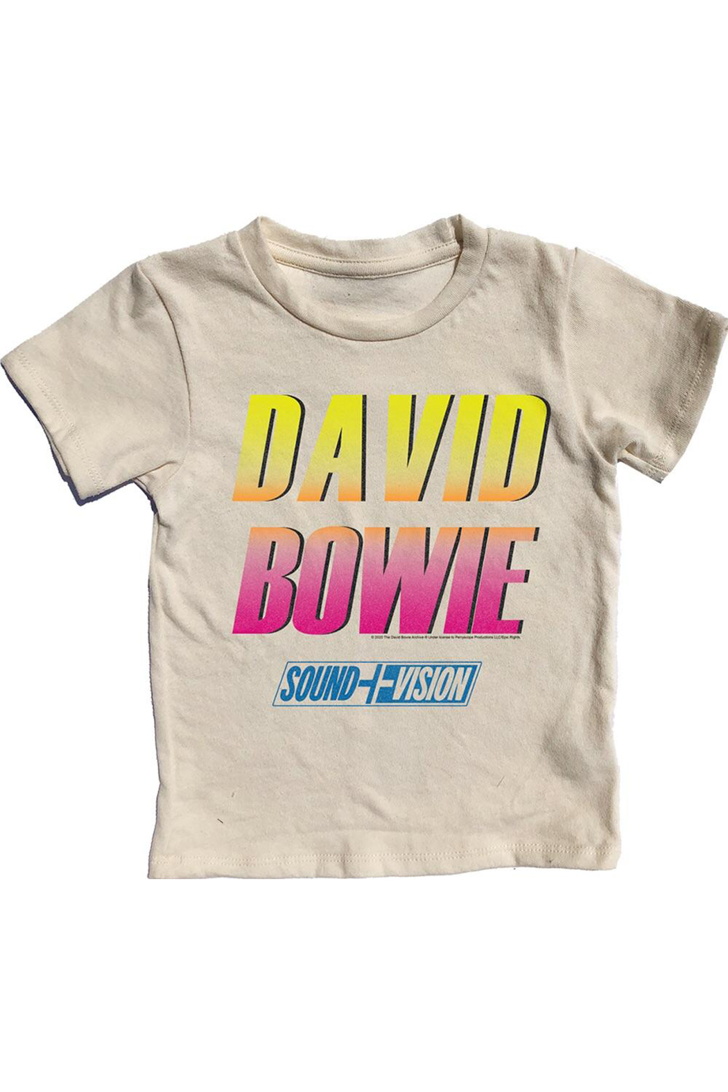 Rowdy Sprout David Bowie Tee - Main Image