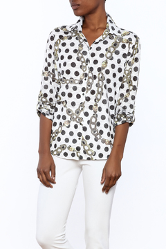 Shoptiques Product: Chain Gang Blouse
